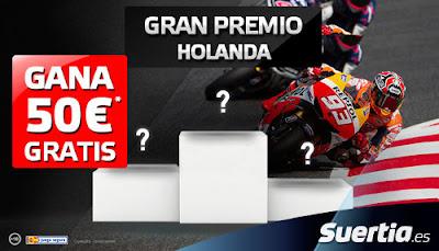 Suertia PorraGP Gran Premio Holanda gana hasta 50€ acertando el pódium 26 junio