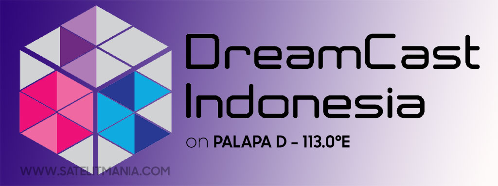 Frekuensi Terbaru Channel DCI (Dream Cast Indonesia) di Satelit Palapa D