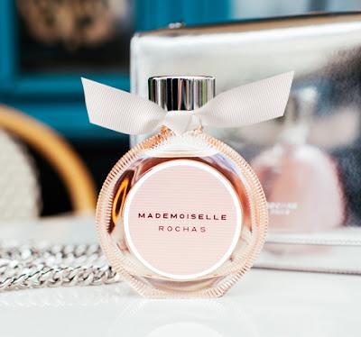 Pide tu muestra gratis de la fragancia Rochas Mademoiselle