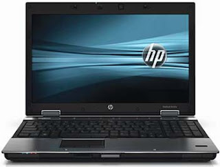 Laptop HP Elitebook 8740w