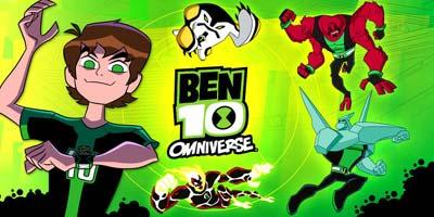 Ben 10 omniverse season 4 episode 1 cartoon world - Bary