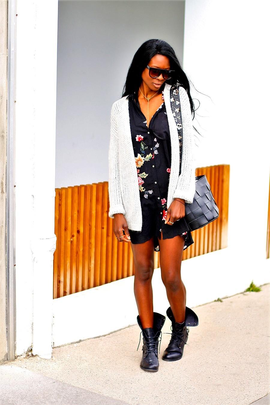 idee-look-automne-robe-gilet-boots
