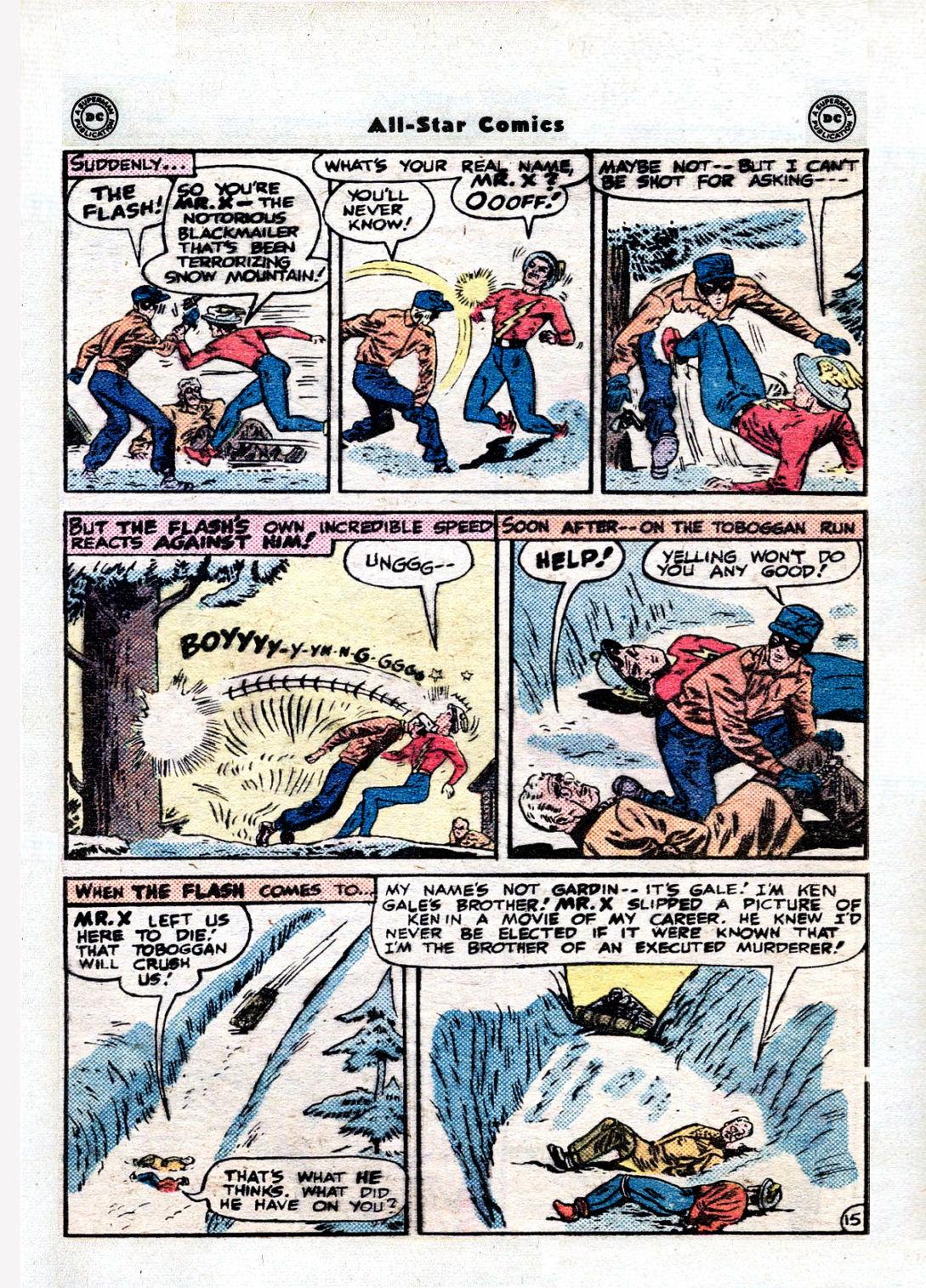 Read online All-Star Comics comic -  Issue #36 - 18