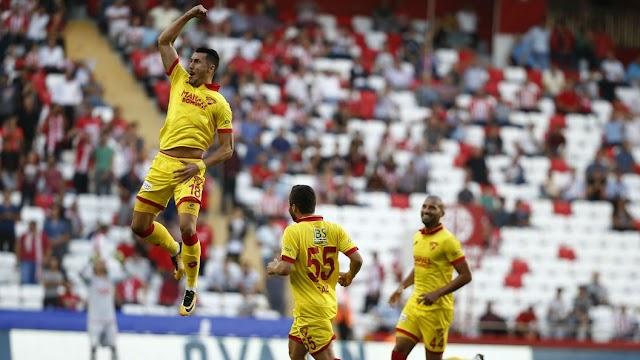 Adis Jahovic Süper Lig Spieler der Woche