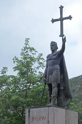 Don Pelayo, Covadonga