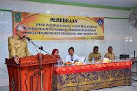 Wakil Bupati Bima Buka Diklat Calon Kepala Sekolah