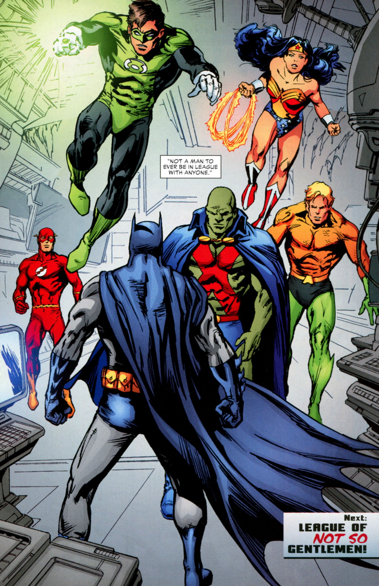 Batman Confidential Issue #52 #52 - English 24