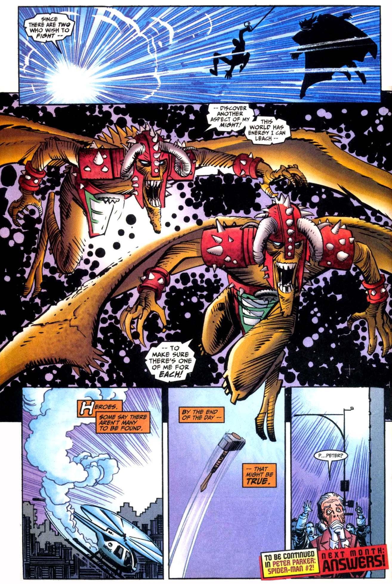 Thor (1998) Issue #8 #9 - English 21