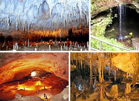 Cavernas mais lindas perigosas - Toca da Boa Vista - Brasil