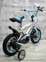 12 Inci Pacific 12-2058 Kids Bike