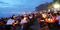 Jimbaran Bay / Seafood Dinner - Uluwatu Tour - Bali Jaya Trans