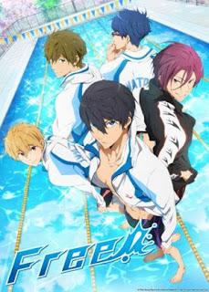 Free! - Anime Musim Panas 2013 Paling Keren