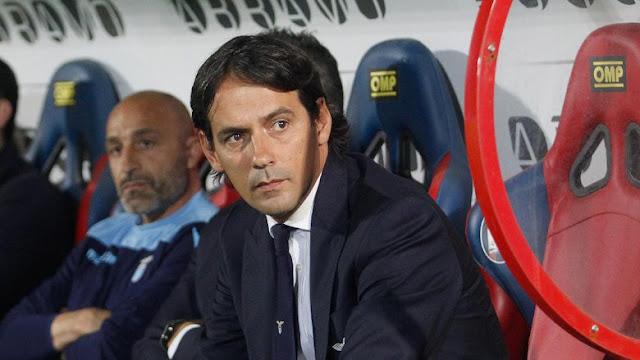 Simone Inzaghi Sepakati Kontrak Baru dengan Lazio