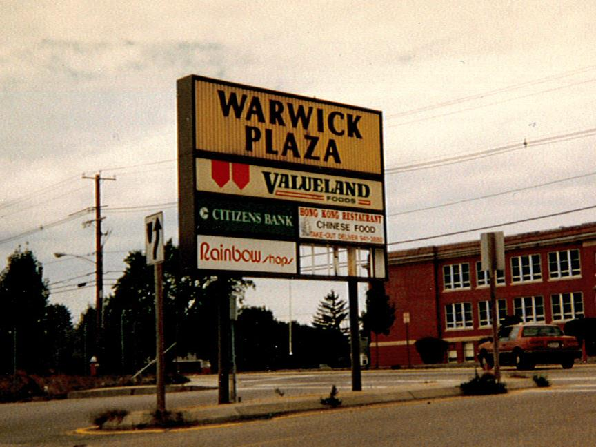 838 Hit Or Miss Fashions Occupied This Store In The Warwick Plaza In The 70s Followed By Auto Sound Systems In The 80s It Started Out As Monks Dry