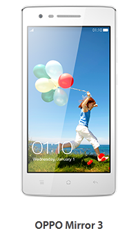 download firmware oppo mirror 3