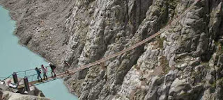 Swiss: Jembatan Trift