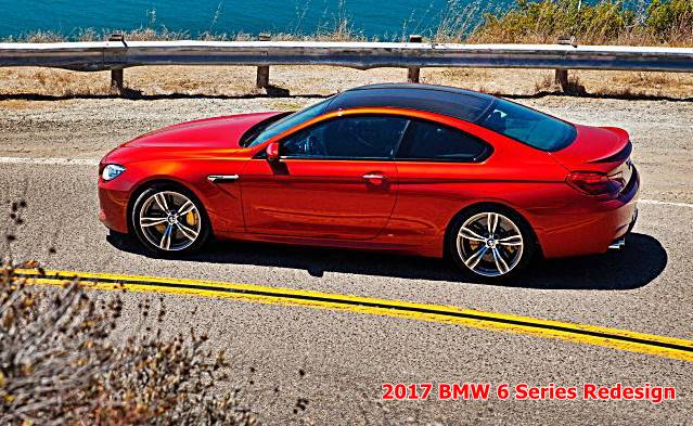 2017 BMW 6 Series Redesign