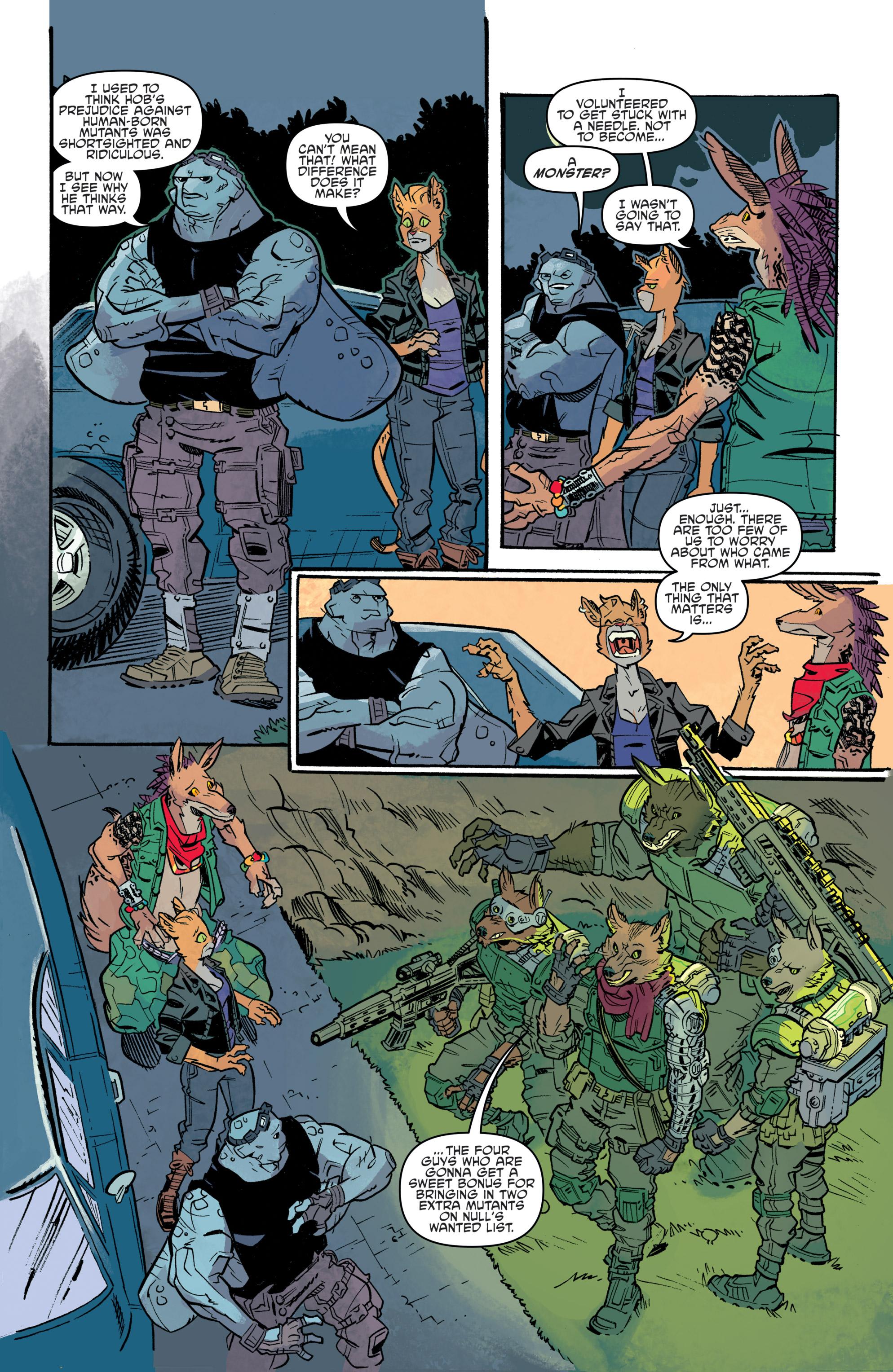 Read online Teenage Mutant Ninja Turtles Universe comic -  Issue #11 - 11