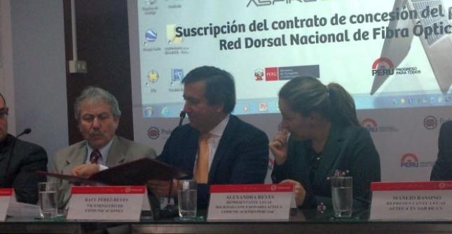 AZTECA COMUNICACIONES PERÚ REPORTO PERDIDAS POR PÉRDIDA DE US$900 MIL DURANTE PRIMER TRIMESTRE 2018