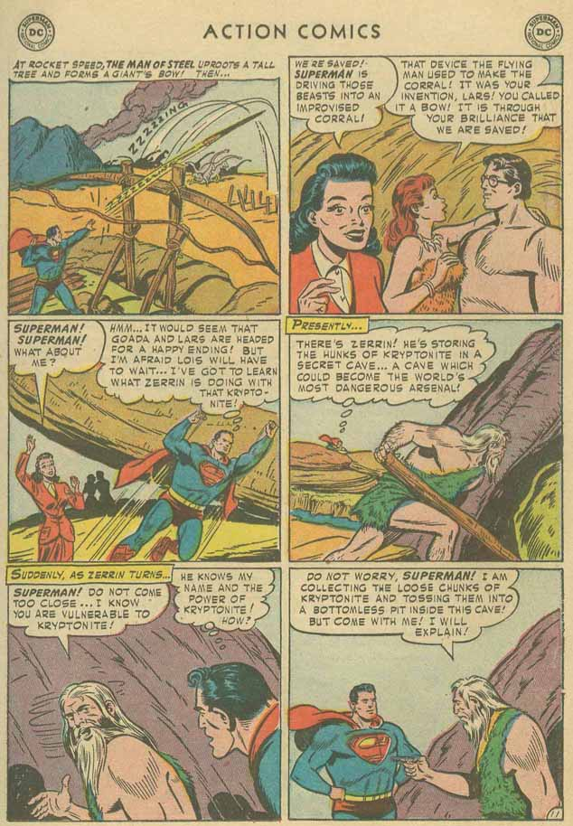 Read online Action Comics (1938) comic -  Issue #169 - 14