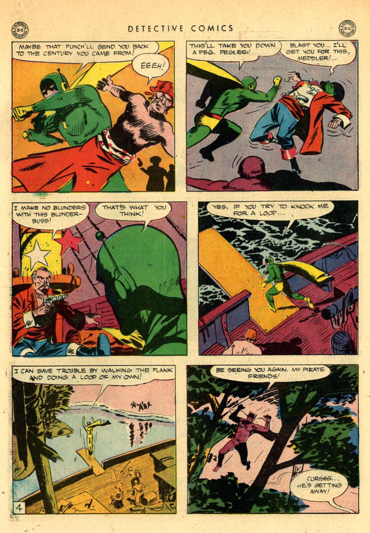 Read online Detective Comics (1937) comic -  Issue #111 - 20