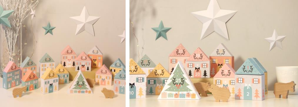 Little Paper Calendars To Put On Craft