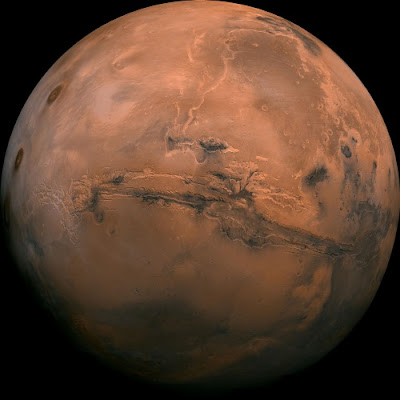 Scientists set up tests to see if amino acids could survive the UV radiation on Mars. Even with conditions set up in their favor, results were less than spectacular.