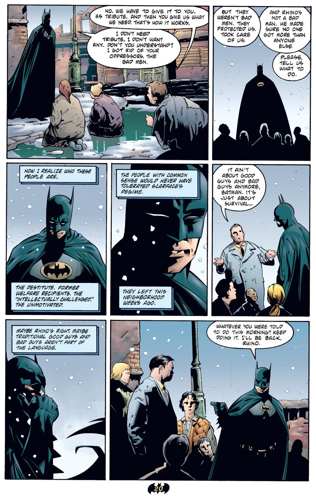 Detective Comics (1937) 730 Page 20