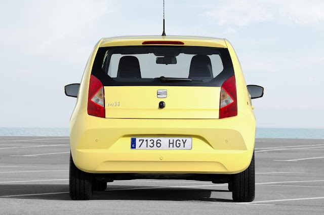 2016 Seat Mii by Mango Limited