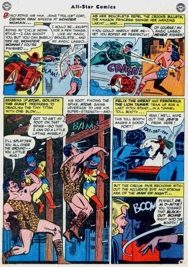 Read online All-Star Comics comic -  Issue #54 - 38