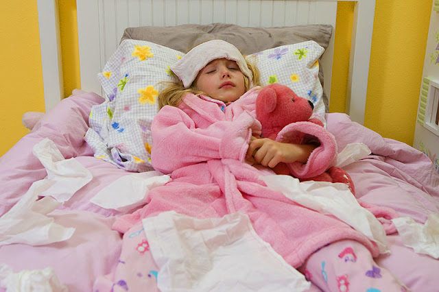 Cara Mengatasi Demam Tinggi dan kejang-kejang Pada Anak
