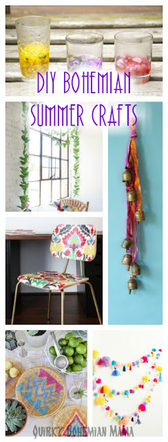 Boho on a Budget: 10 DIY Summer Bohemian Crafts