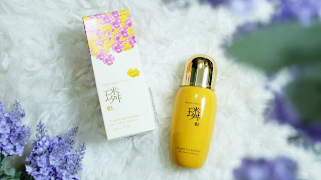 Rin Bi-gyeol Yun Emulsion Review