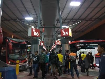 Bus KKKL Express Langkawi