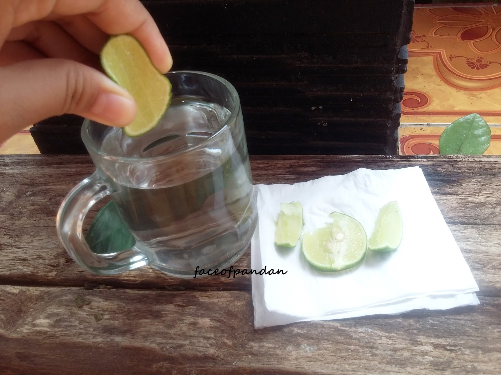 Tips Melangsingkan Tubuh Dengan Jeruk Nipis