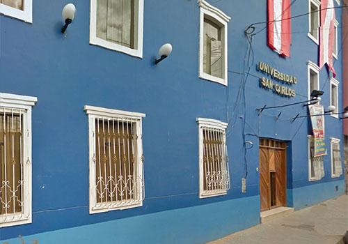 Universidad Privada San Carlos de Puno - UPSC