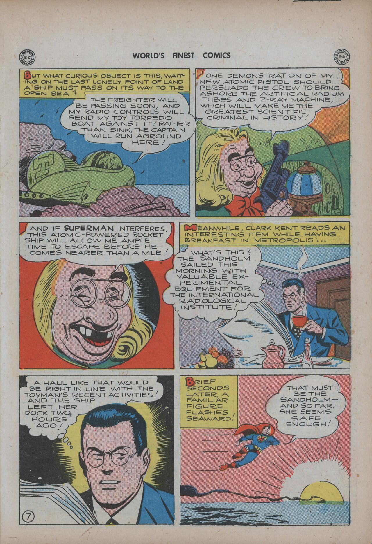 Read online World's Finest Comics comic -  Issue #20 - 9
