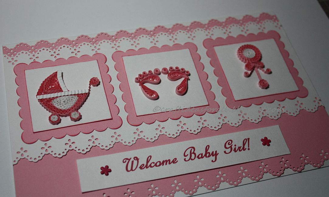 Welcome Baby Girl Decorations