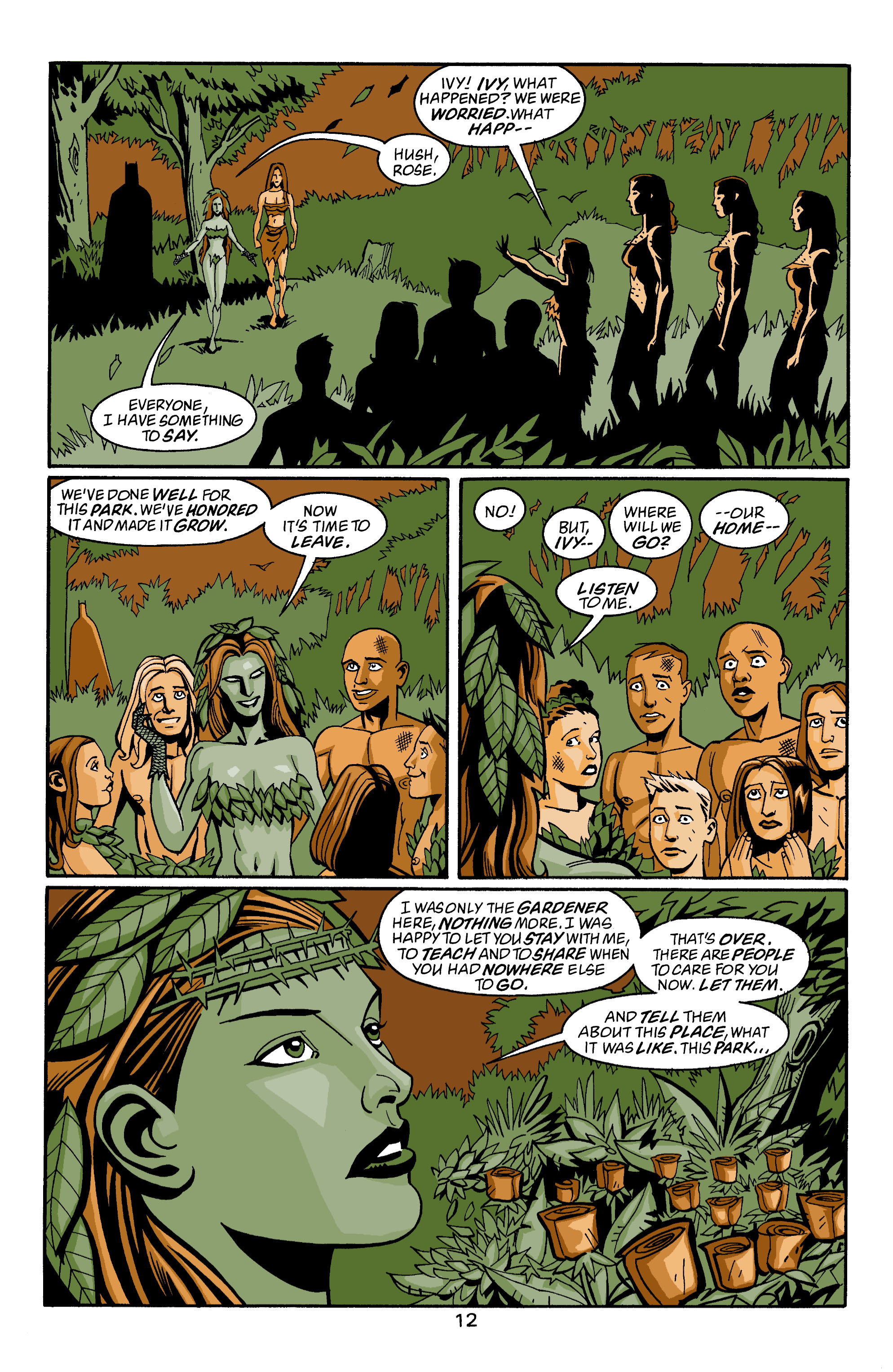 Detective Comics (1937) 752 Page 11