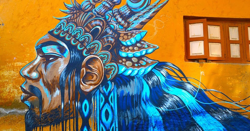 Pune S Street Art Project At Kasba Peth