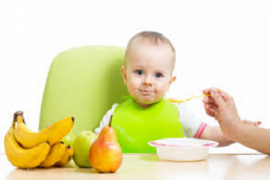 Makanan Bayi 8 Bulan Penambah Berat Badan