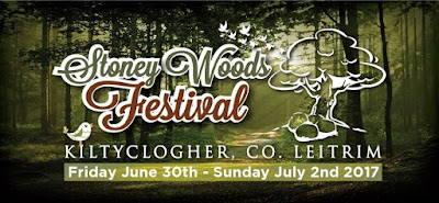 Stoney Woods festival logo