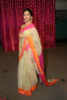 Anu Emanuel Looks Super Cute in Saree ~  Exclusive Pics 003.JPG