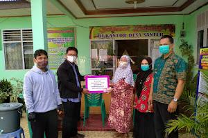 Penyerahan Bantuan Langsung Tunai Dana Desa Tahap 4