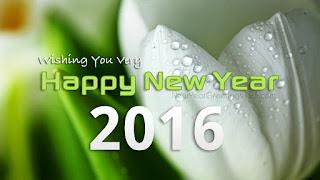 Kartu Ucapan Happy new year 2016 selamat tahun 2016 28