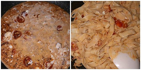 Cajun Shrimp Pasta (Seafood Pasta)