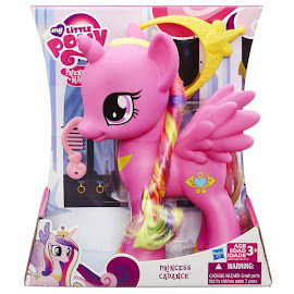 My Little Pony Styling Size Wave 3 Princess Cadance Brushable Pony