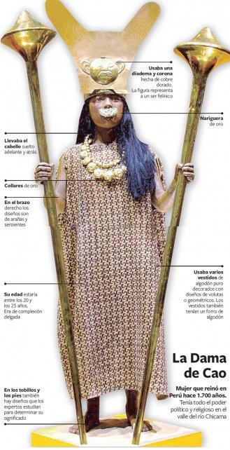 Perú cultura moche