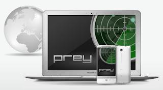 Chống trộm laptop bằng phần mềm miễn phí prey