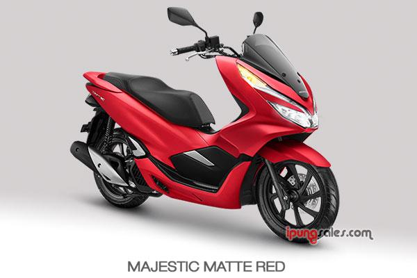 honda-pcx-150-merah